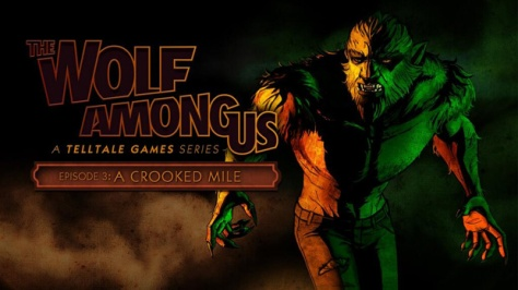 The Wolf Among Us A Crooked Mile Screen 1